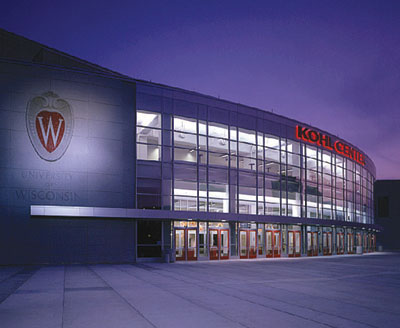 Kohl Center, Wisconsin, USA