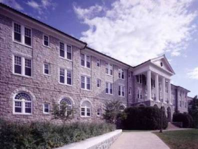 Converse Hall, James Madison University, VA, USA; Moseley Harris & McLintock, VA, USA