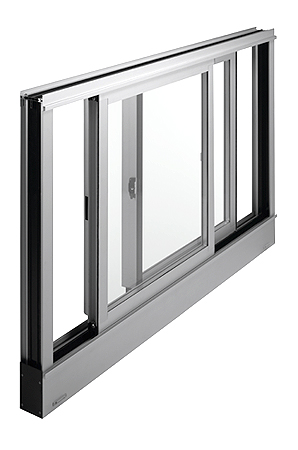 Double Slide AA®3350 IsoPort™ Window