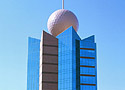 Etisalat Building, Fujairah, UAE: The Webb Zurafa Menkes Housden Partnership, Canada