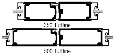 350/500 Tuffline® Entrances
