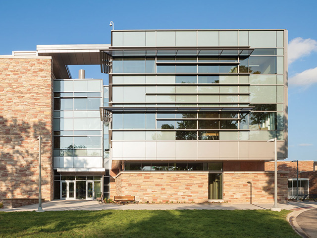 Colorado State University Engineering II Building, Fort Collins, CO
