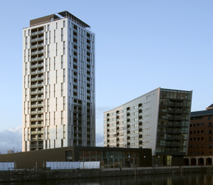 Dock 9, Erie Basin, Salford Quays