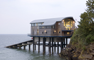 Tenby Lifeboat Station, Pembrokeshire