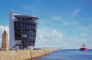 Marine Operations Centre, Aberdeen: SMC Parr Architects