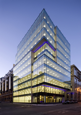 Clarion, Glasgow; Architect: 3DReid