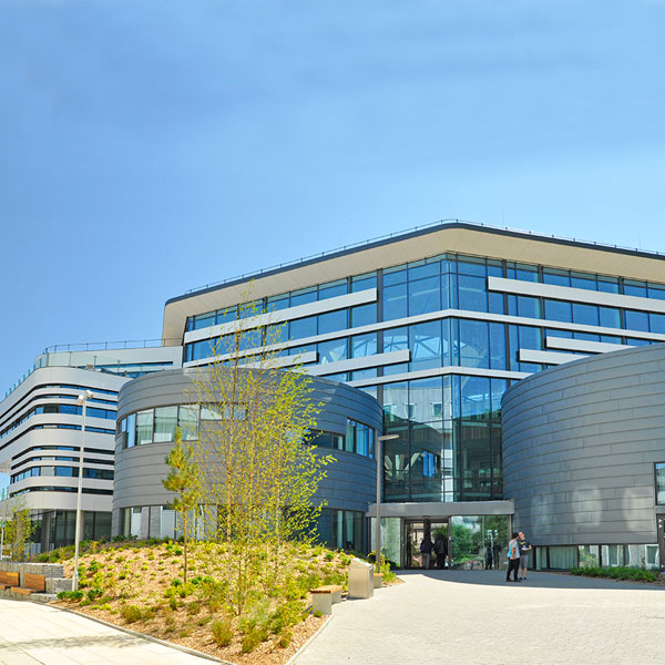 Fusion Building, Bournemouth University