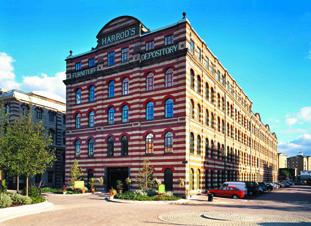 Harrods Depository, London