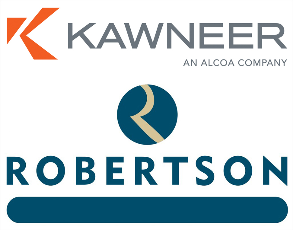 Kawneer joins forces with the Robertson Group
