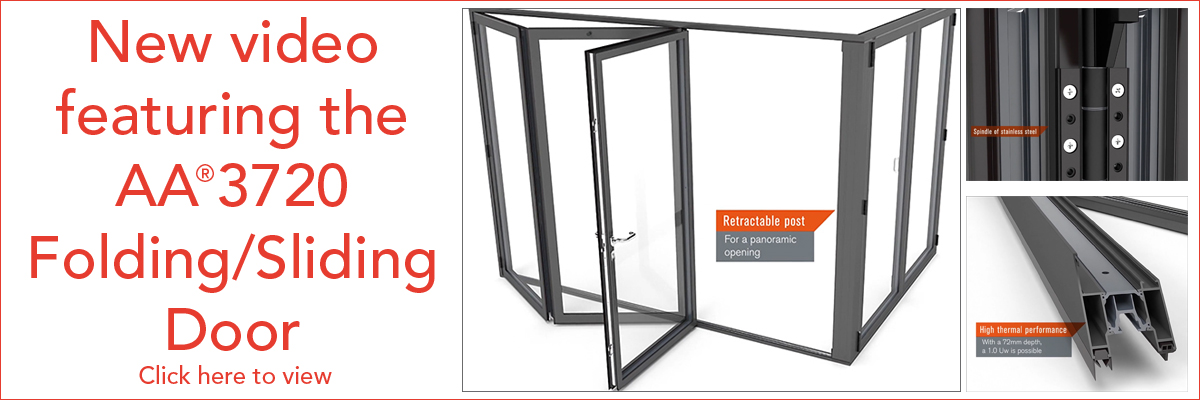 New video featuring the AA3720 Folding/Sliding Door
