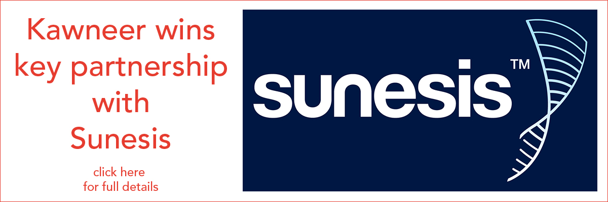 Kawneer wins key partnership with Sunesis