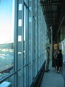 Lyon Airport; Project Manager: H.T.H.S & CRB Architects
