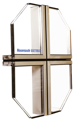Curtain Wall AA 210 Module