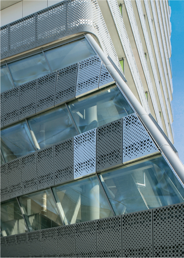 AA 100 Curtain Wall