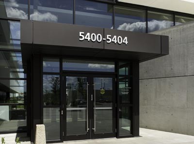 Insulclad™ Storefront Fully Glazed Glass Door Entrances