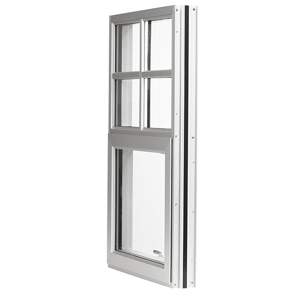 NX-300 Series Thermal Window _ Fixed over Project-out (Closed - Outside View)