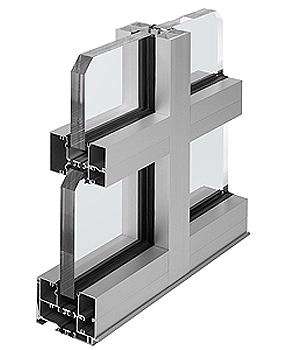 Aluminum Storefront Glazing Framing Suppliers Systems