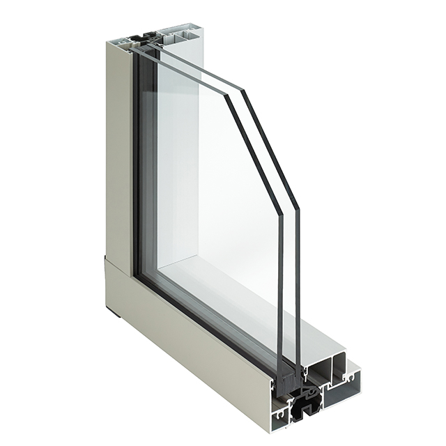 AA®6400 Thermal Window (Exterior Isometric View)