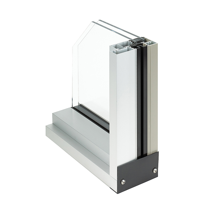 AA®6400 Thermal Window (Interior Isometric View)