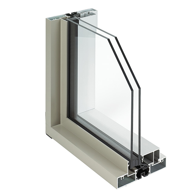 AA®6500 Thermal Window (Exterior Isometric View)