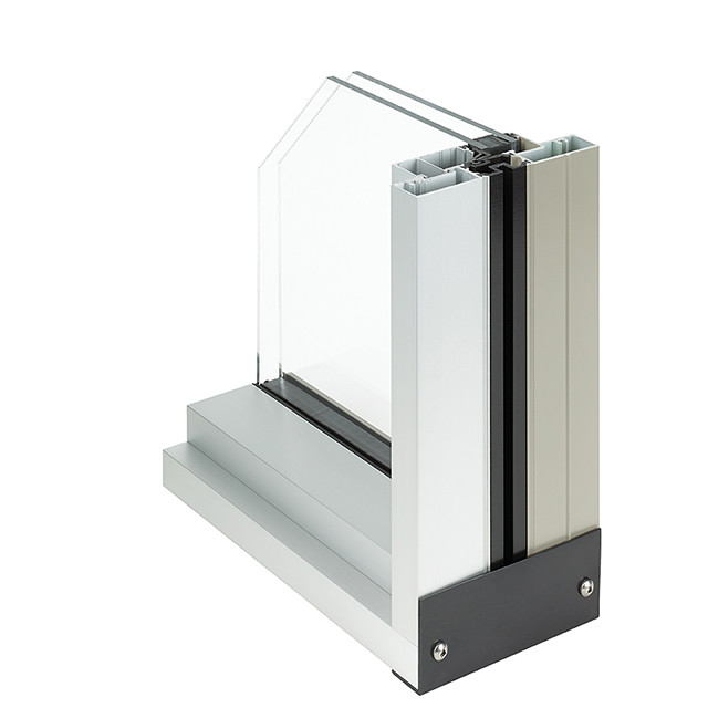 AA®6500 Thermal Window (Interior Isometric View)