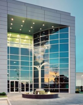 Great Hurricane Resistant Thermal Curved Curtain Wall Systems Manufacturers