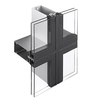 Clearwall™ curtain wall