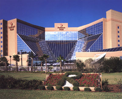 Radisson Hotel- Airport, FL, USA; Archiplan International, Ltd., IL, USA