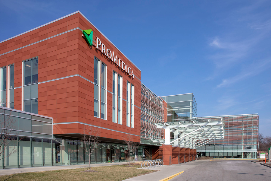 ProMedica Health and Wellness, Sylvan, Ohio