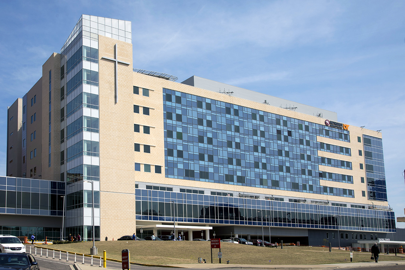 Shorb Tower at Methodist University Hospital