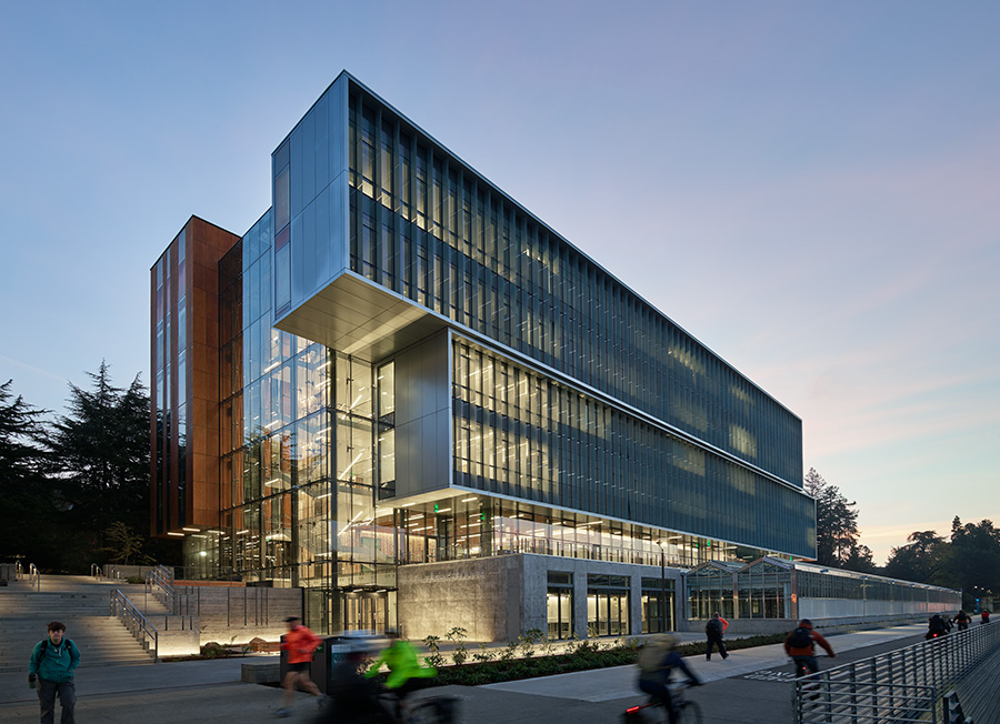 University of Washington Life Sciences Builing