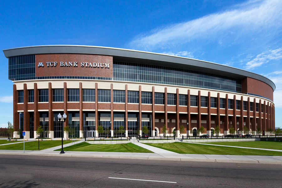 University of Minnesota TCF Bank Stadium