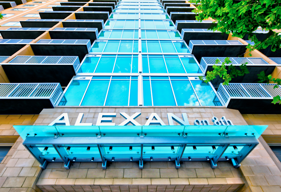 Alexan on 8th, Atlanta, Georgia