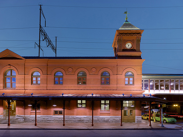 Joseph R. Biden, Jr. Railroad Station