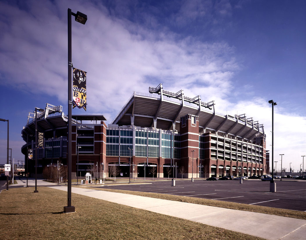 Baltimore Ravens NFL Stadium
