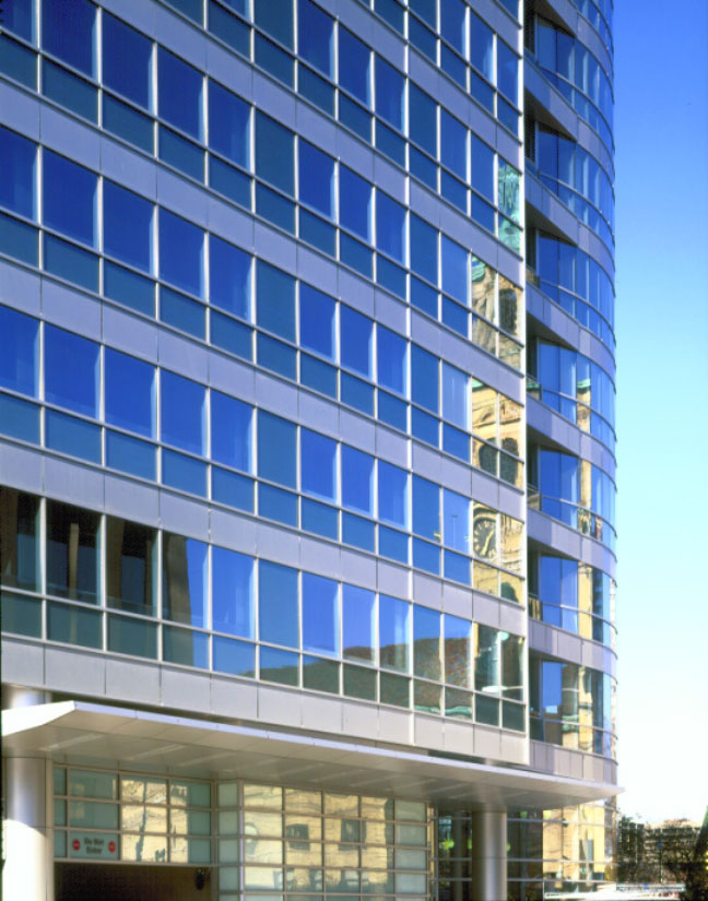 Kawneer Curtain Wall : Projects multi family kawneer north america