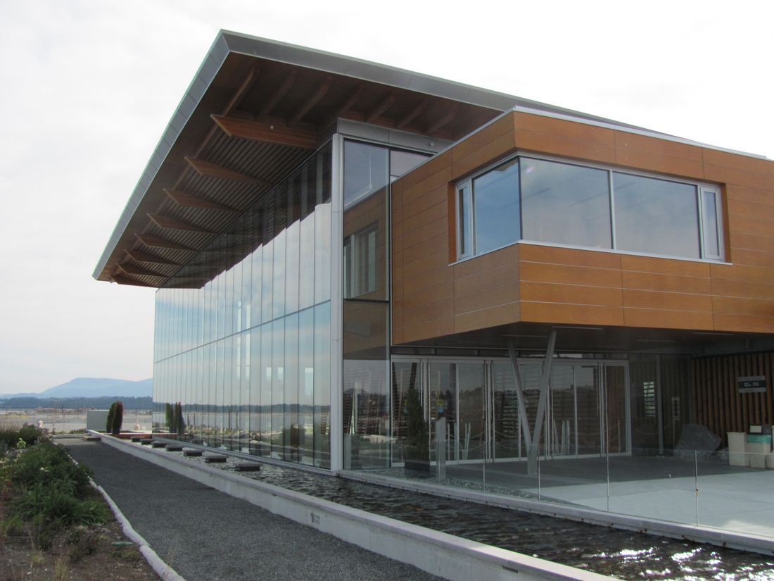 Kawneer Curtain Wall : Kawneer clearwall curtain wall system