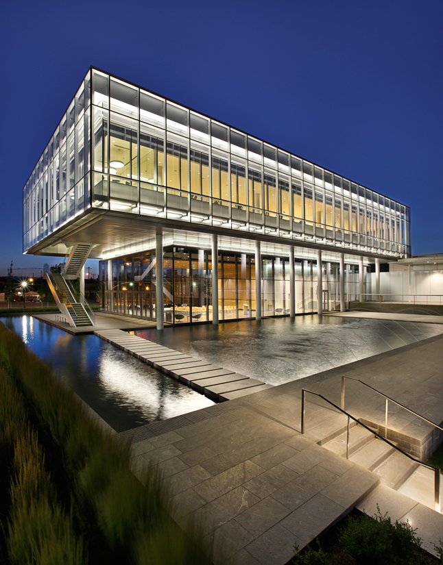 Porsche Experience Center >> Projects: Commercial/Office Space -- Kawneer North America
