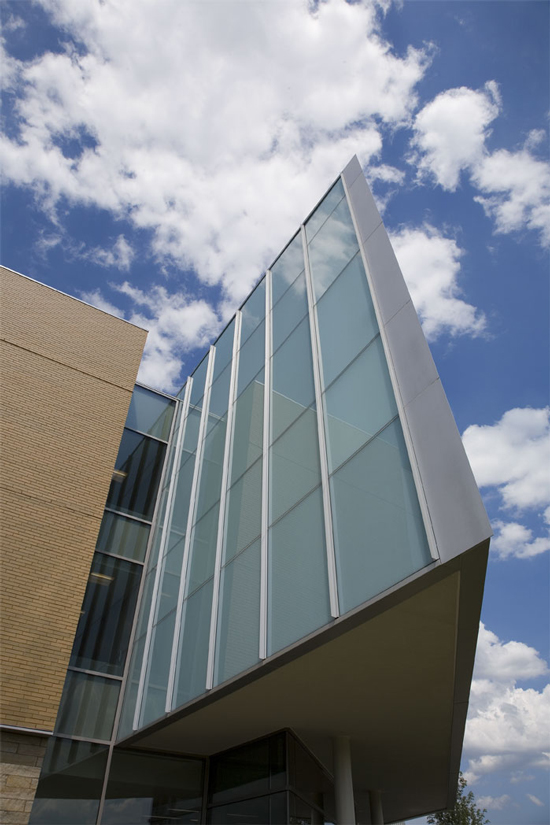 Kawneer Curtain Wall : Projects education kawneer north america