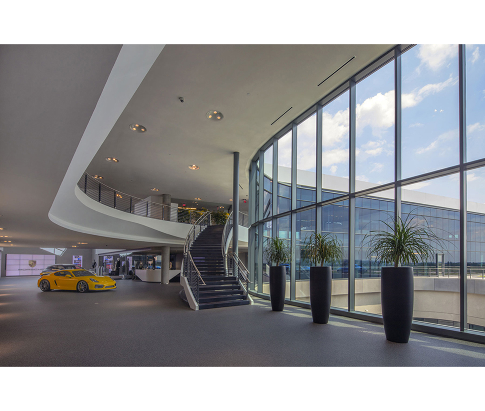 Projects: Commercial/Office Space -- Kawneer North America