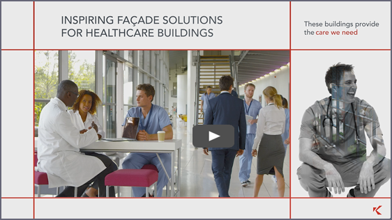 Inspiring Façade Solutions for Healthcare Faciliti
