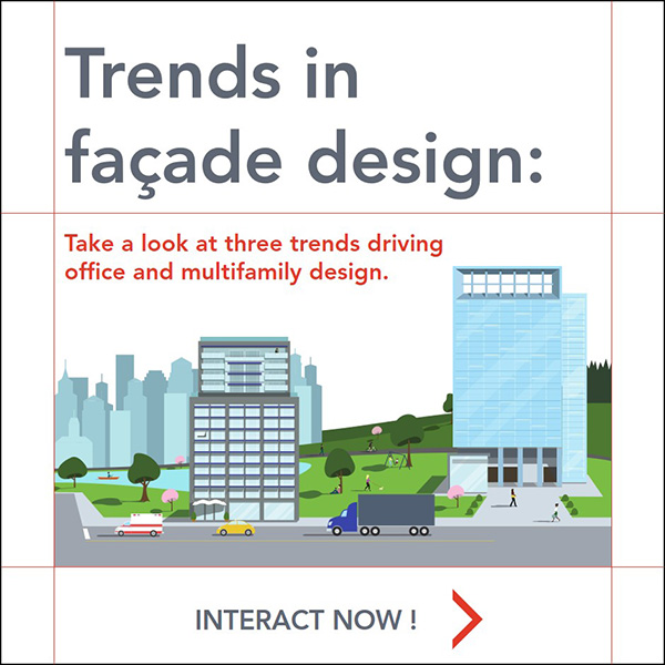 TRENDS IN FACADE DESIGN
