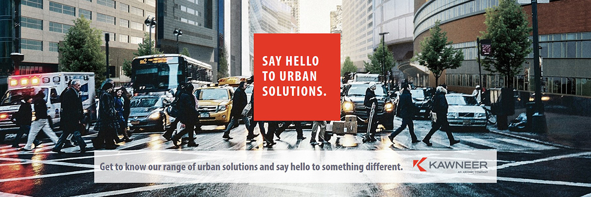 Say Hello to Urban Solutions