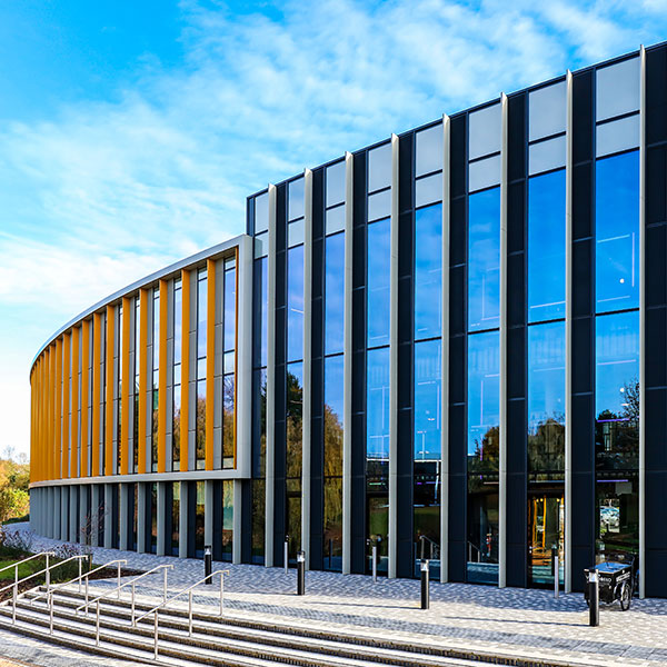 John Bradfield Centre, Cambridge; Aukett Swanke