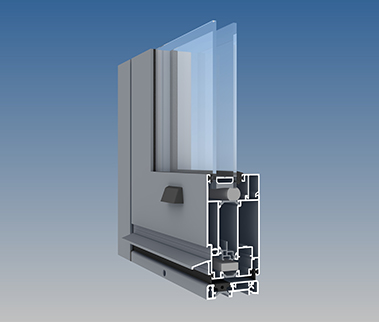 AA®545 Swing Door (Low Threshold Option)