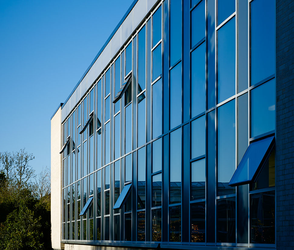 Products Aa 174 100 50mm Curtain Wall System Case Studies