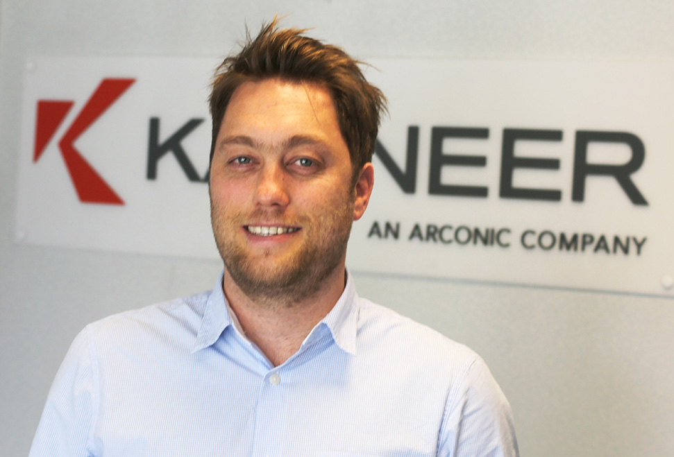 Kawneer appoints new technical specialist