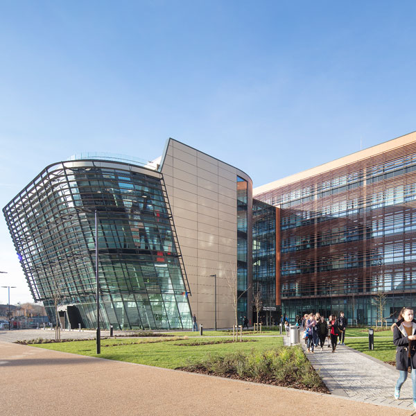 Vijay Patel Building, De Montfort University