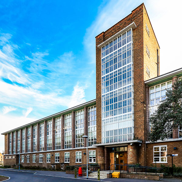 Heron Hall Academy, London