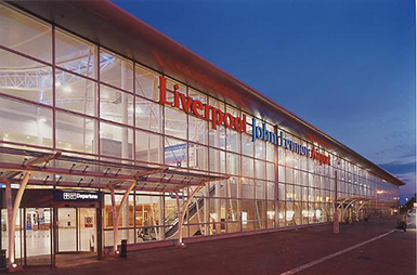 Liverpool John Lennon Airport; Architect: Leach Rhodes and Walker